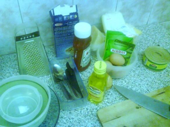 Sedia untuk memasak!