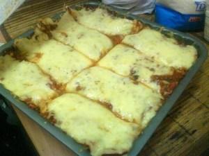 Dominasi Pertamaku My First Domination Resepi Lasagna